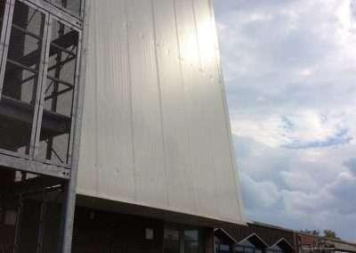Reiniging van PVC-gevel - Kruishoutem - na